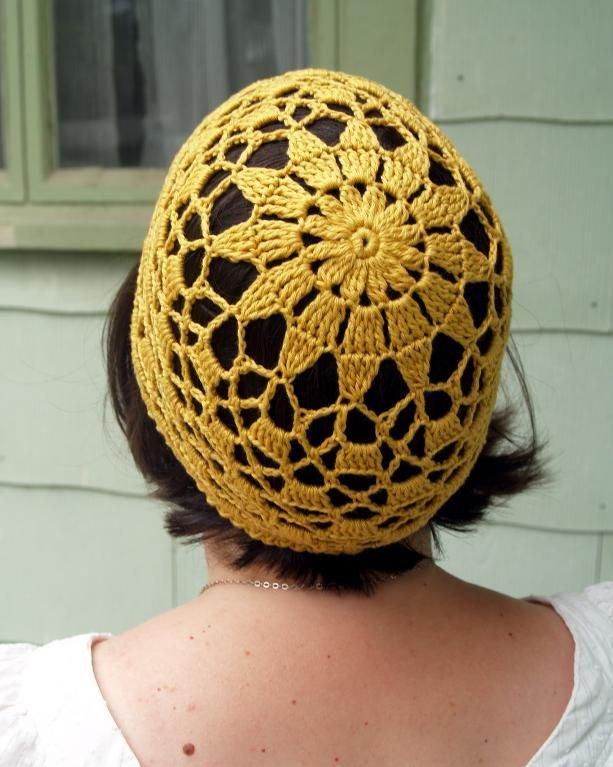 Radiant Sun Hat Pattern
