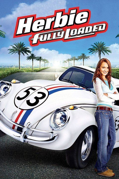 Herbie: Fully Loaded ~ Lindsay Lohan, Michael Keaton, Matt Dillon, Justin Long, Breckin Meyer, Thomas Lennon, Jeff Gordon.
