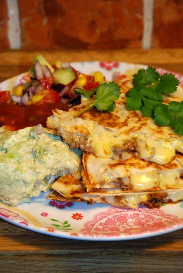 Smaskelismaskens: Hot jalapeño taco tortillas