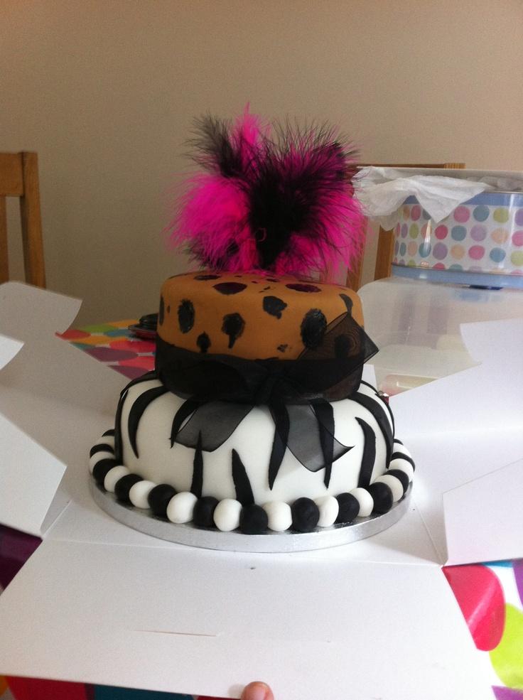 Shanas birthday cake