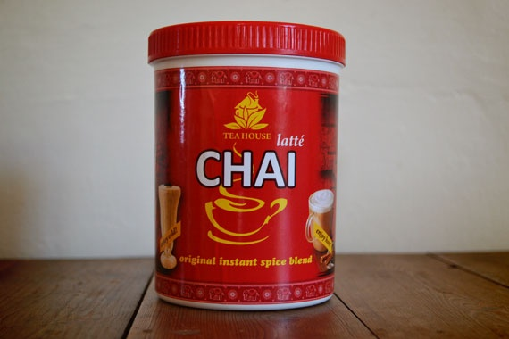 On The Way: Chai Tea from Tribe - for these golden autumn afternoons...