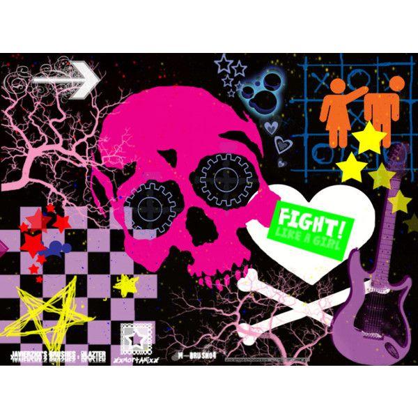 Punk Wallpaper: 17 Best Ideas About Emo Wallpaper On Pinterest