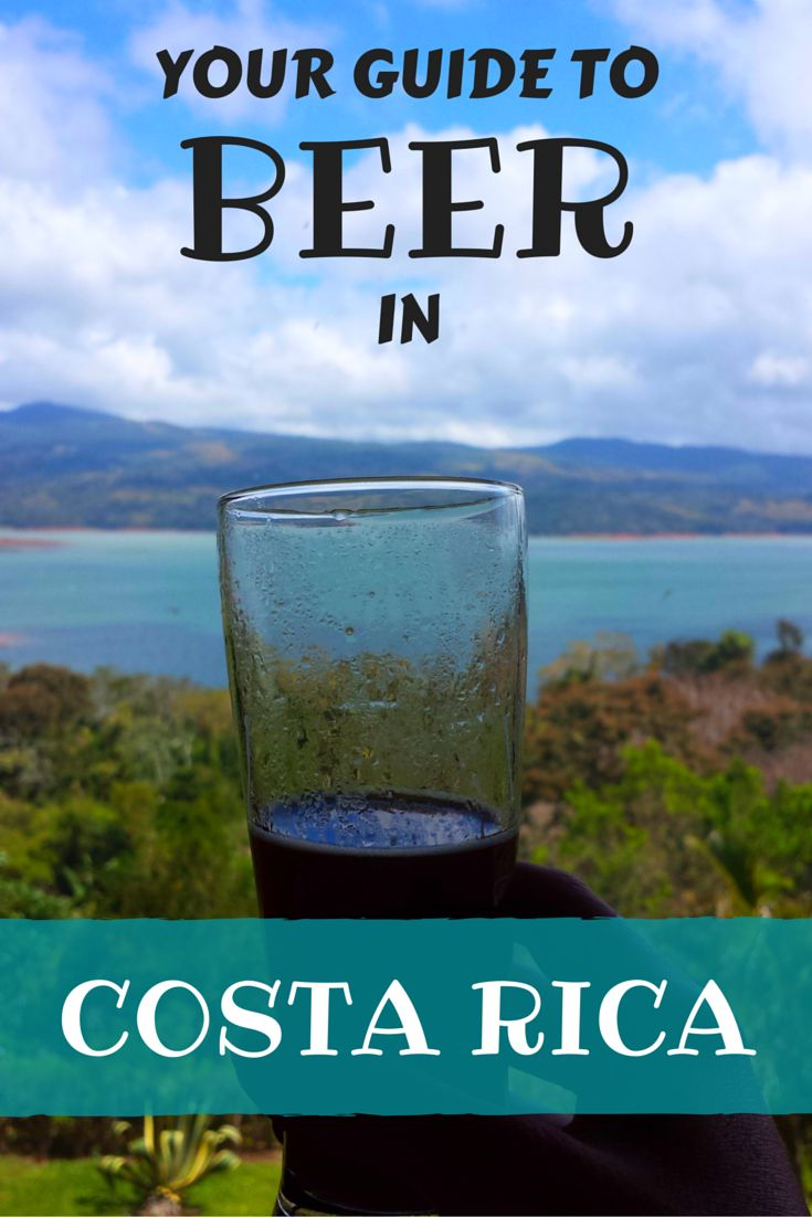 If traveling through Costa Rica, put down the bottle of Imperial and sample some of Costa Rica's excellent craft beers! Check out our top recommendations and the best place to enjoy a brew with a view!