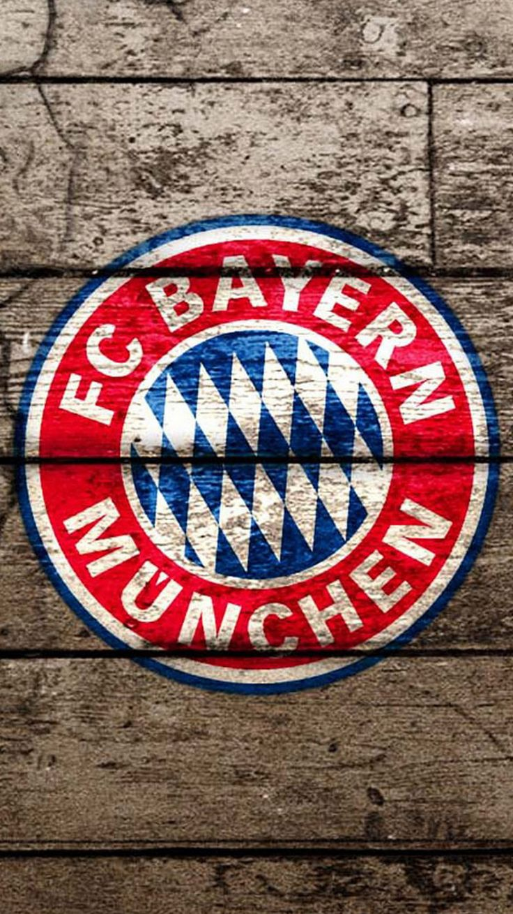 FC Bayern Munich Logo iPhone 6 Wallpaper