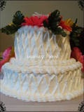 Mock Wedding Cake