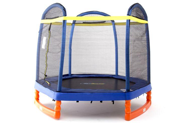 SkyBound Super 7 Trampoline Enclosure Net -T0-0880211123