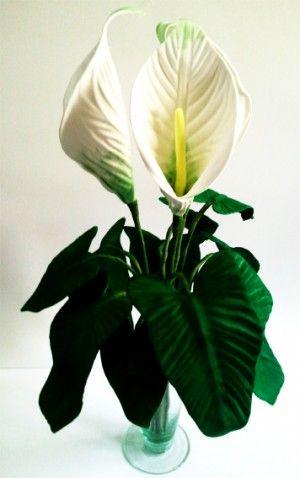 Ramo flor artesana foam. Calas