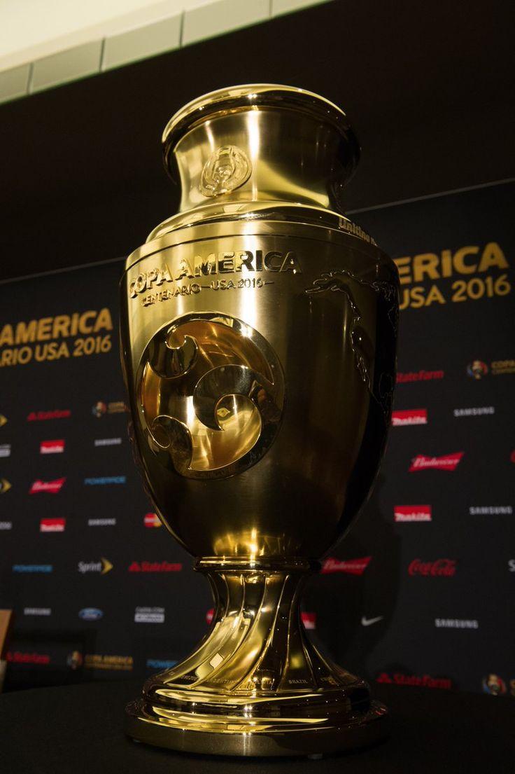 Conmebol quer duelo entre campeões da Copa América Centenário e Euro #globoesporte