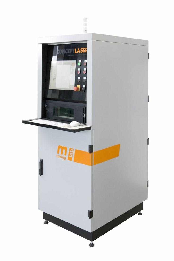 Unidad de Sinterzación de metal Cobalto Cromo Concept