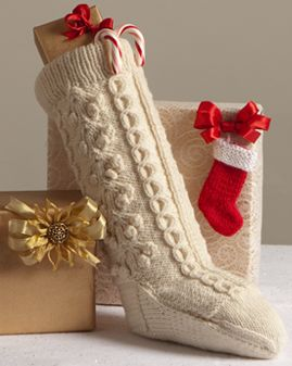 143 best Christmas Stockings images on Pinterest | Christmas ...