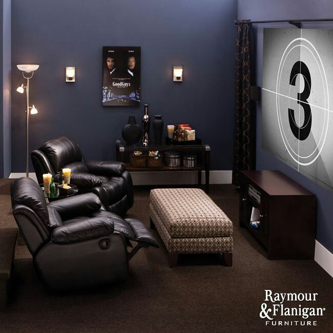 15 Awesome Basement Home Theater Cinema Room Ideas: Best 25+ Small Man Caves Ideas On Pinterest