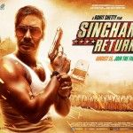 Posted in: Bollywood, Box Office Collection, Entertainment, Home Tagged: Download Singham 2 Movie 3GP, Download Singham Return Movie, First ...