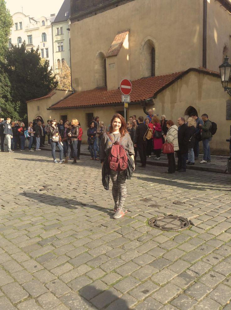 Jewish quarter - prague #prague