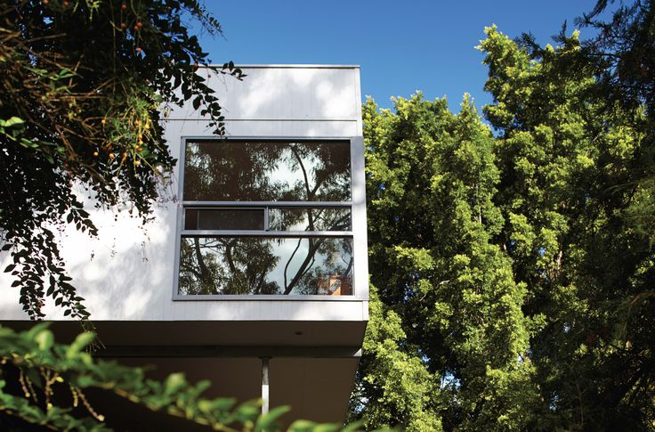 Hillsden Road House was designed by Joshua Mulders Architects. Take a look at this gorgeous home above the tree tops... http://digitaledition.lighthome.com.au/#folio=19  #JoshuaMulders #ecodesign #sustainableliving