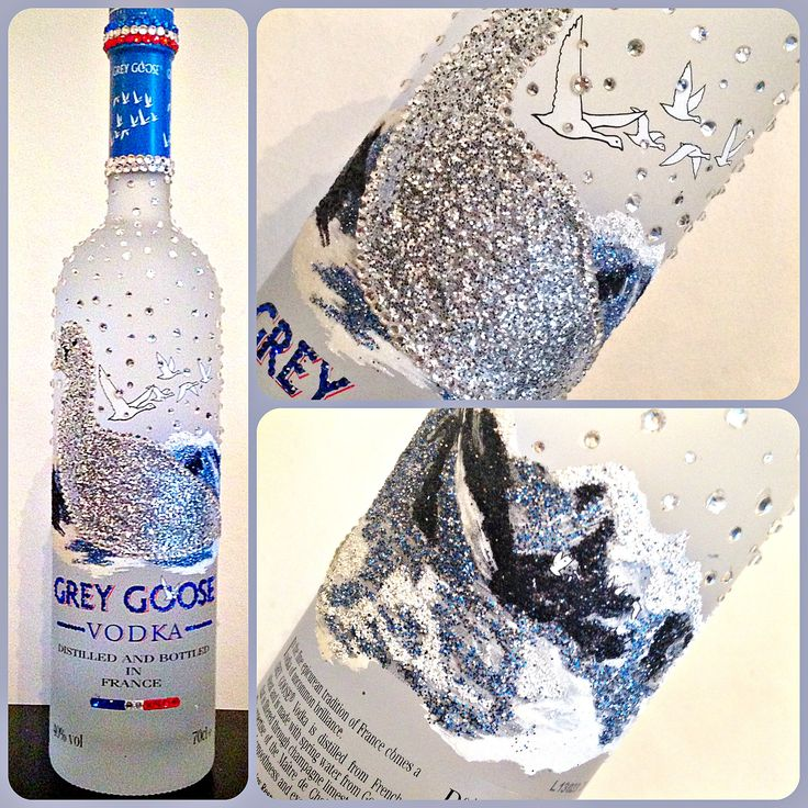 Decorated Alcohol Bottles For Birthday: The 25+ Best Decorated Liquor Bottles Ideas On Pinterest