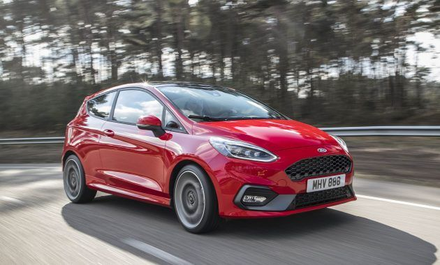 Modern Ford Fiesta 2020 Facelift Thenextcars Thenextcars Com