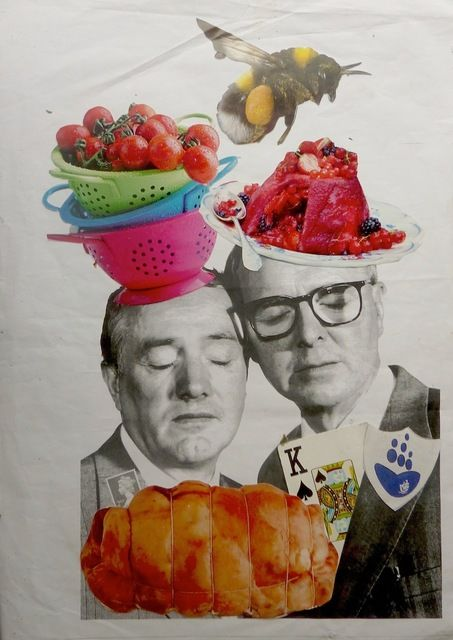 Cartrain, 'Gilbert and George,' 2014, Imitate Modern