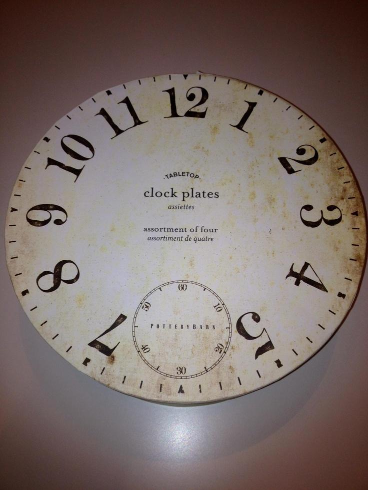 36 Best Images About Clock Plates On Pinterest Ralph