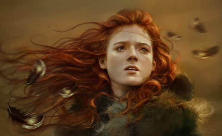 09-Ygritte-Ania+Mitura-GoT-Game-of-Thrones-Digital-Paintings-www-designstack-co.jpg (1280×790)