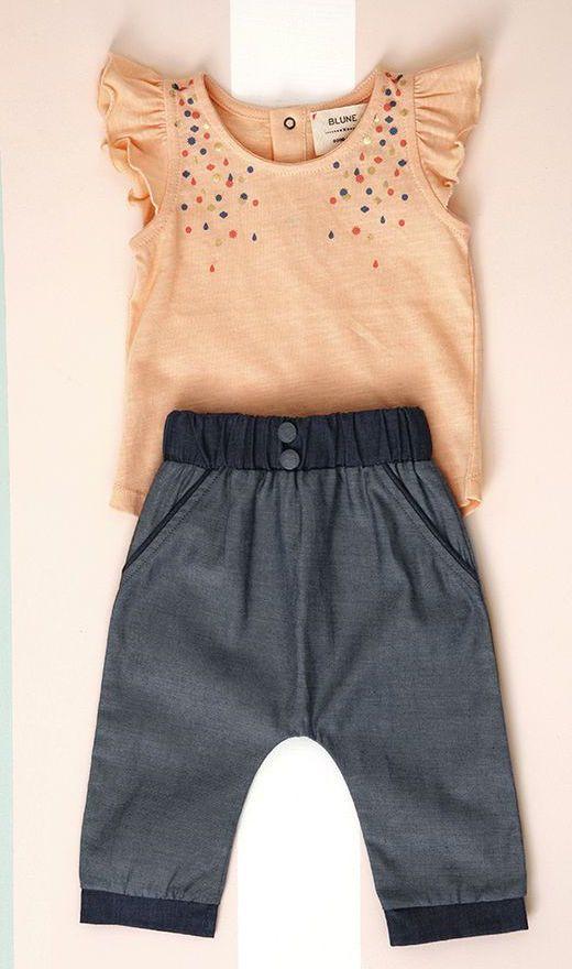 Blune Kids qué preciosa colección de moda infantil ! > Minimoda.es