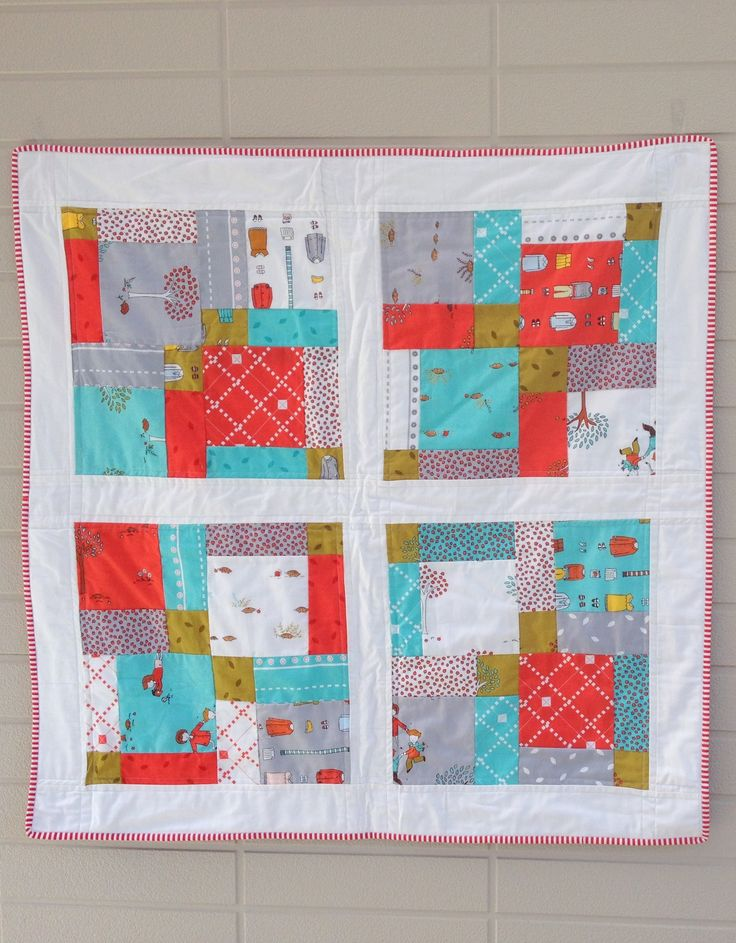 5 Easy Quilts For Beginners Using Precut Fabric Patch