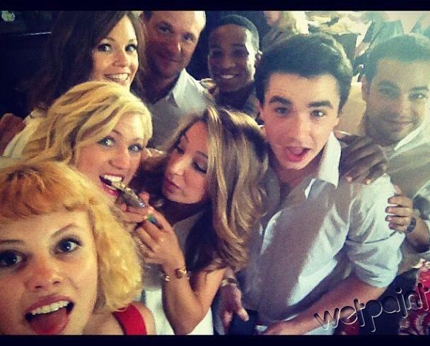 ATX 2013, American Dreams, Brittany Snow, Vanessa Lengies
