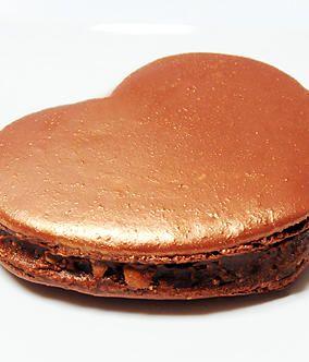 Macaron ganache Ferrero Rocher