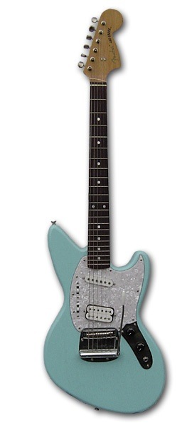 """Saw this pinned as """"Fender Jag-Stang (discontinued)"""". Is that true? Something of a recent (by electric guitar design standards, most of the good 'uns are over 50 years old now) classic."""