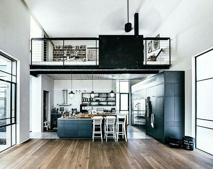 99 best LOFT images on Pinterest Architecture, Live and Lofts - küchen mann mobilia