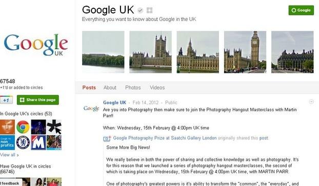 +Google UK