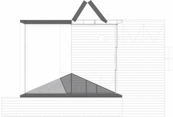 Die besten 25 architekturplan ideen auf pinterest for Minimalistisches haus grundriss