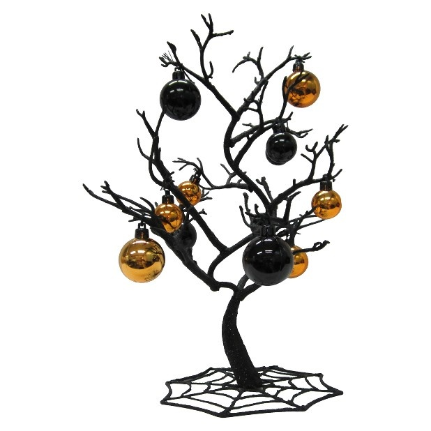 1000 Images About Halloween Trees On Pinterest Christmas Trees Pumpkins And Nightmare Before