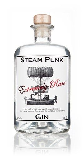 Steam Punk Gin - Master of Malt
