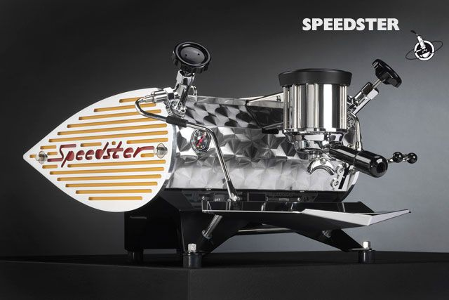 Kees van der Westen ~ Speedster one group Espresso Machine