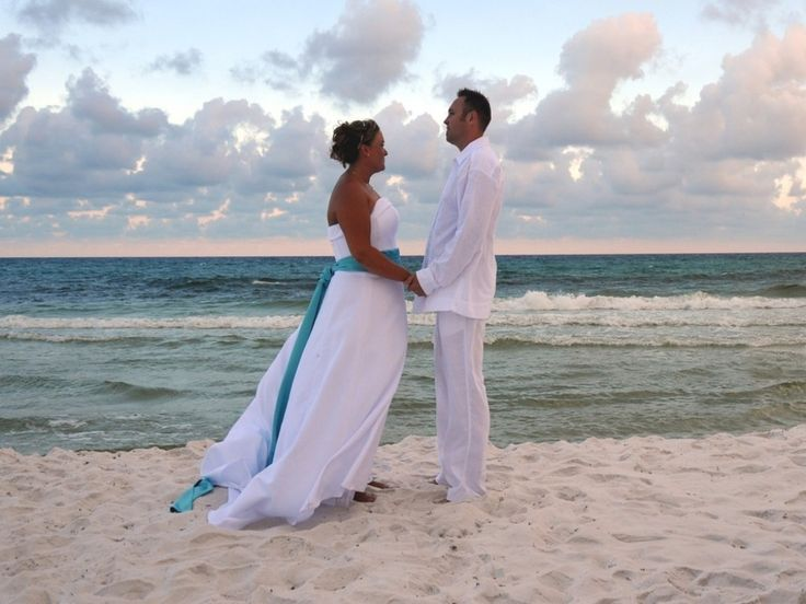 25+ Cute Beach Wedding Attire Ideas On Pinterest