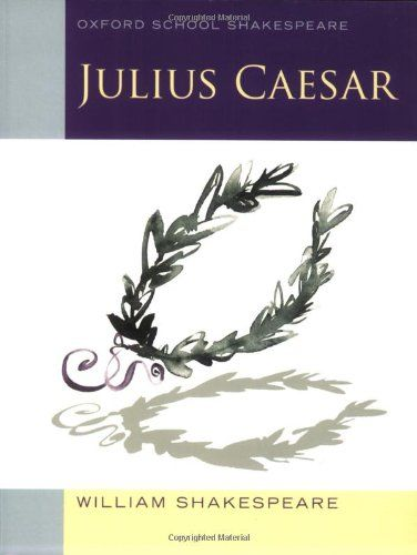 a picture of roman life in william shakespeares julius caesar Bringing to life scenes from roman history the tragedie of julius caesar, william shakespeare when caesar's head is off photos added.