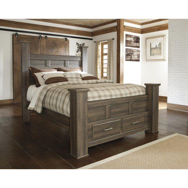 Storage Standard Bed High Bed Frame Ashley Furniture Bedroom Set