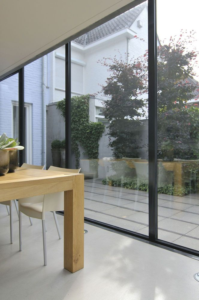 BRULS & Co architects renovation