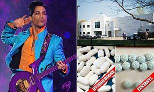 Prince's lethal pill collection: Singer's stash of hydrocodone tests positive for fentanyl, suggesting he had no idea he was taking fatal dose of drug 50 times stronger than heroin | Daily Mail Online