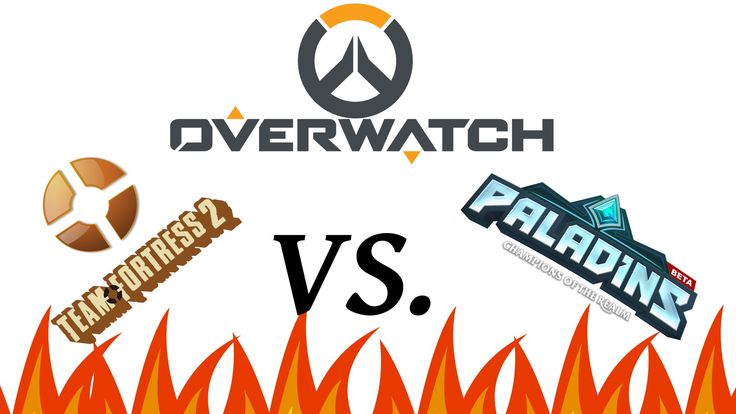 Developer Talks: TF2 VS. Paladins VS. Overwatch #games #teamfortress2 #steam #tf2 #SteamNewRelease #gaming #Valve