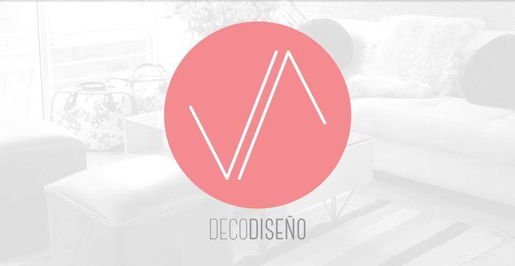 Logo y Web para VA.DecoDiseño