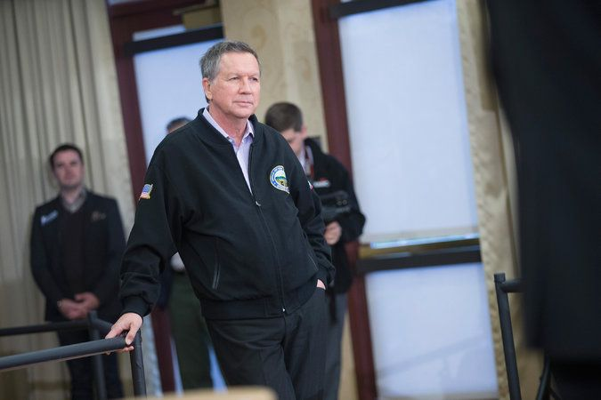 John Kasich Rejects a G.O.P. Call to Quit to Block Donald Trump   By TRIP GABRIELMARCH 23, 2016