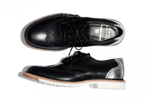 uniform experiment x Forest of Gingko Wing Tip Shoes Fall/Winter 2012: Forests, Ginkgo Wings, Shoes Fall Wint, Uniforms Experiment, Fall Wint 2012, Men Footwear, Men Shoes, Wingtip Shoes, Gingko Wings