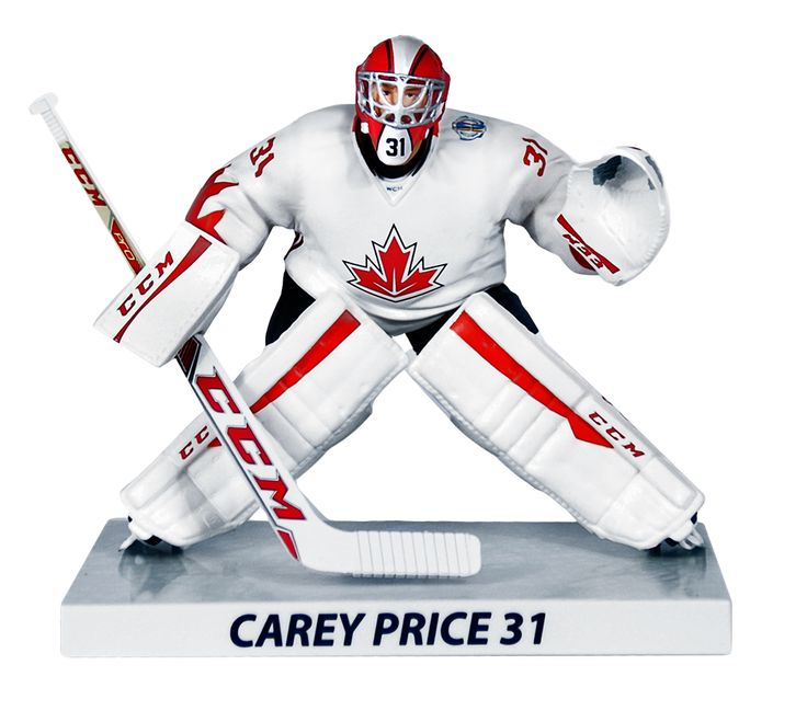 "Carey Price (Team Canada) 2016 World Cup Of Hockey 6"" Figure Imports Dragon"