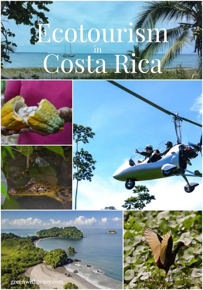 Top 14 #CostaRica Ecotourism Experiences | Visit the country that lives La Pura Vida