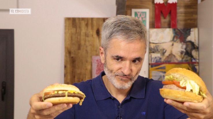 Vídeo:  Leyes para hacer una buena hamburguesa | Recetas El Comidista EL PAÍS