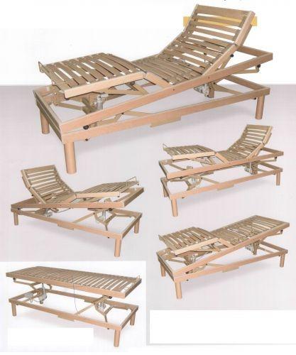 Oltre 25 fantastiche idee su doghe in legno su pinterest - Rete letto legno ...