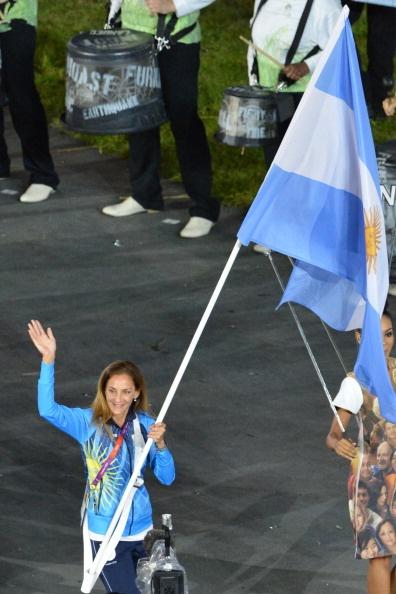 Argentina - Luciana Aymar