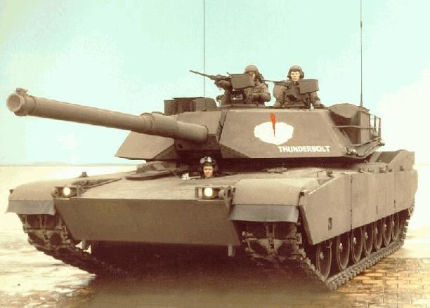 M1 Abrams - Pictures Three primary variations of the M1 Abrams have actually been deployed, the M1, M1A1, and M1A2, incorporating improved weaponry, protection and electronics. These enhancements and other upgrades to in-service tanks, have permitted this long-serving vehicle to stay in front-line service. In addition, advancement for the improved M1A3 variation has been understood considering that 2009.