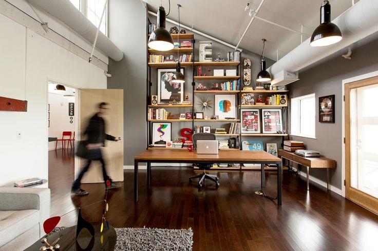 20 Minimal Home Office Design Ideas » Design You Trust. Design, Culture & Society.